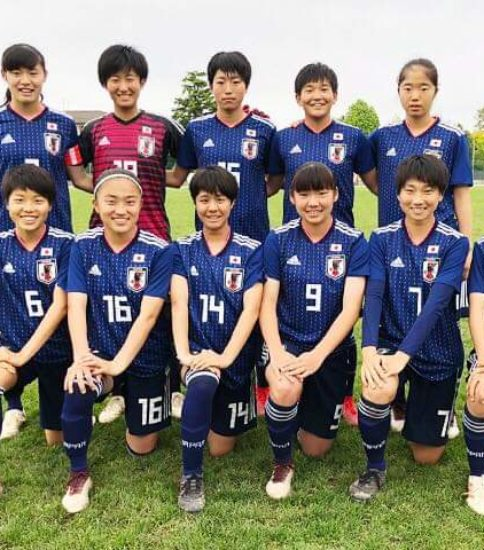 女子サッカーU-16日本代表