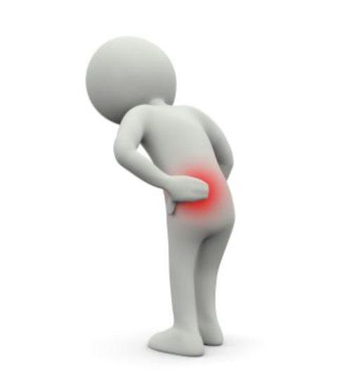 腹筋と腰痛の関係