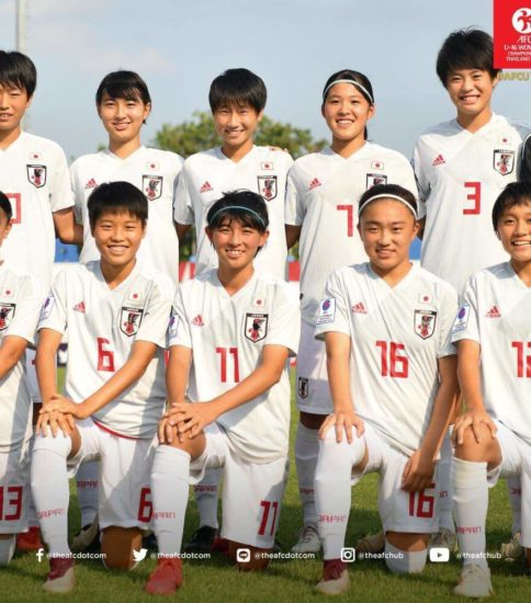AFC U16サッカー女子選手権2019  準決勝