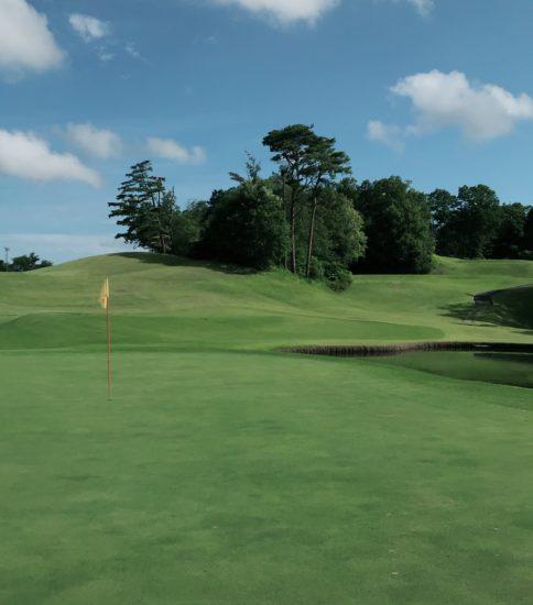 ゴルフ好きの方